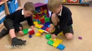 EYFS - Creating the Pioneers of Our Future