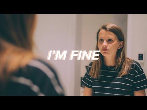 I'm Fine Teen Depression PSA
