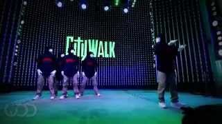 Jabbawockeez World of Dance - City Walk 2014