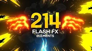 Flash Fx Elements Hand Drawn Bundle Pack