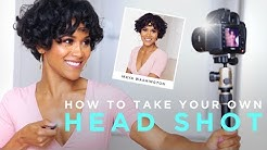 How to Photograph Your Own Headshot | TECH TALK