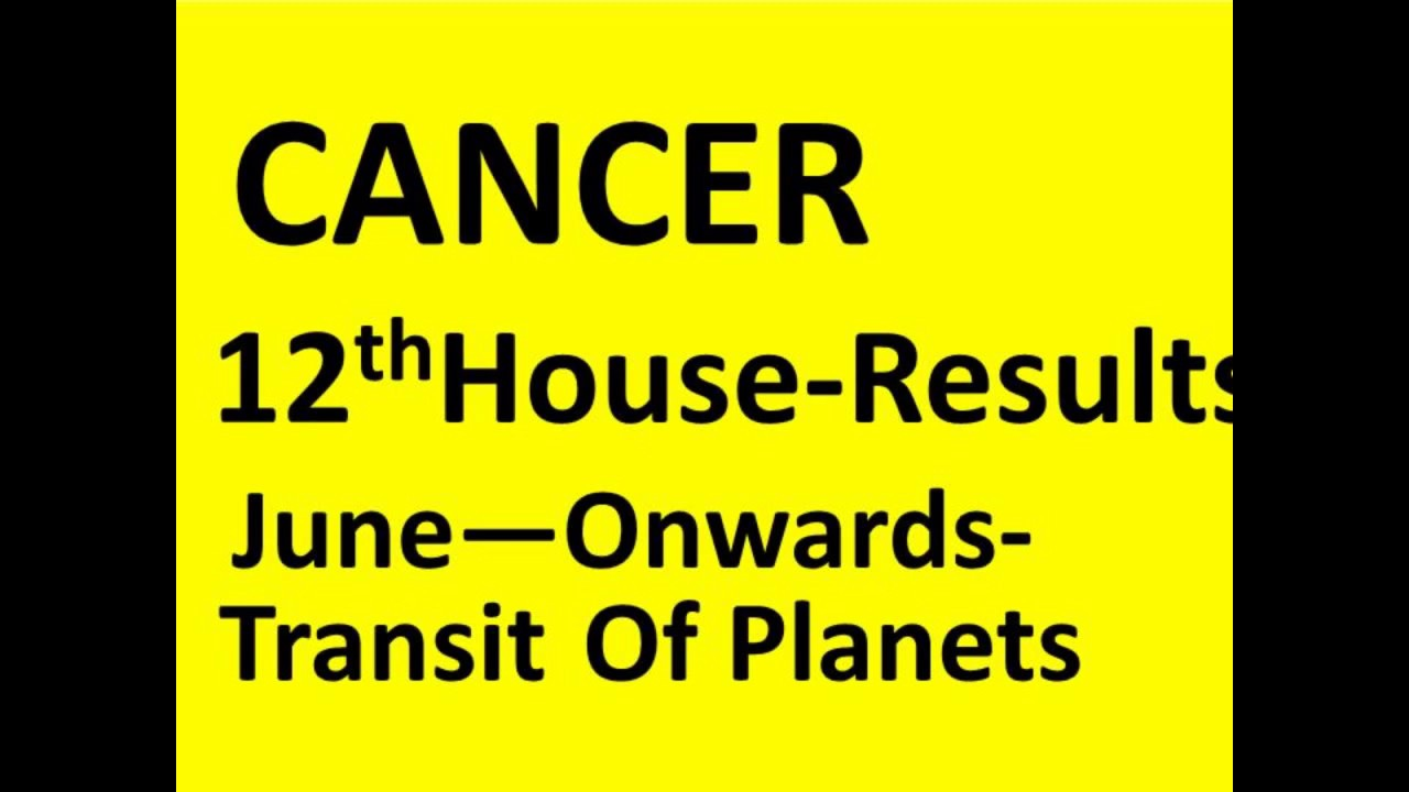 #How Cancer(कर्क राशि) will find big change-------Many Planets  Transiting-12th House