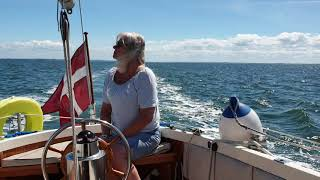 Cruising the Limfjord - From Gyldendal to Tambohuse.