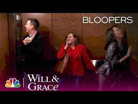 Will & Grace  Blooper: Molly Shannon Lets Loose Digital Exclusive