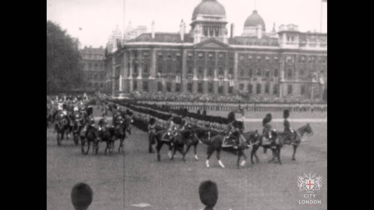 Seeing London: Trooping the Colour, 1929