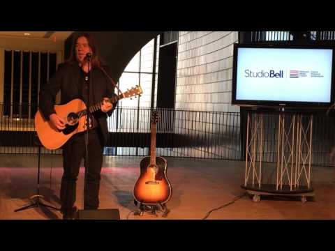 Alan Doyle performs at Studio Bell National Music Centre