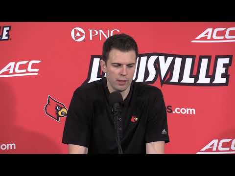 David Padgett Albany Post-Game 12-20-2017