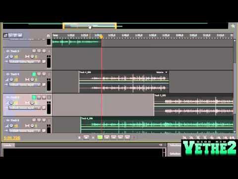 [Tutorial 2/5] Hướng dẫn thu âm với Adobe Audition CS5 by vethe2