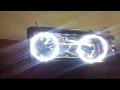 Toyota Corolla 1994 Headlights