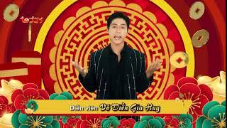 Diễn Viên Võ Điền Gia Huy Chúc Tết 2020 | TodayTV