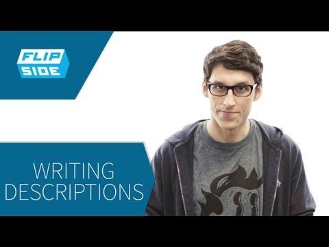 How to Write Descriptions to Increase Views - VISO Flipside #4