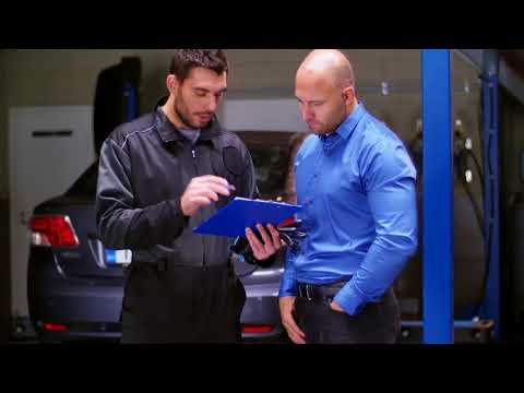 The most completed sales history included in  GEM-CAR : Auto Repair Shop Management software