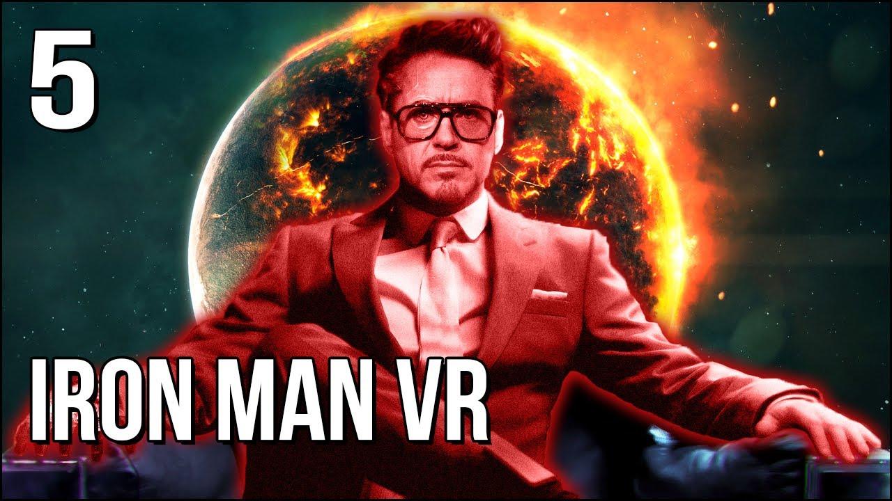 Iron Man VR   Part 5   Gunsmith Reveals His True DARK Side!!