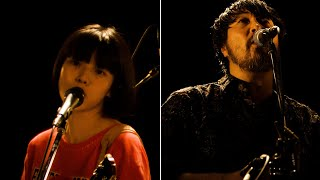 """Performed by: サニーデイ・サービス Sunny Day Service カネコアヤノ Kaneko Ayano Date: 2020.10.28 Venue: Shibuya WWW X Event Title: WWW presents """"Sunny ..."""