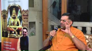 Rearming Hinduism - Introduction & talk by Prof. Vamsee Juluri