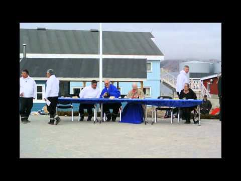 Trommedans i Upernavik