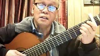 Tình Yêu Trả Lại Trăng Sao (Lê Dinh) - Guitar Cover by Hoàng Bảo Tuấn