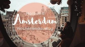 Wochenendausflug nach Amsterdam | The Black Hoodie Blog
