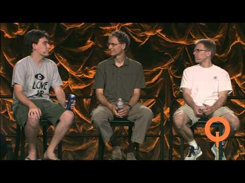 QuakeCon 2012 Panel - Virtual Insanity