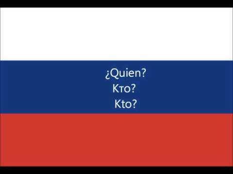 Aprender Ruso: 100 Frases Rusas Para Principiantes
