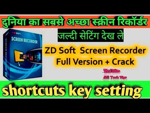 दुनिया का सबसे अच्छा स्क्रीन रिकॉर्डर | Zd soft screen recorder recorder