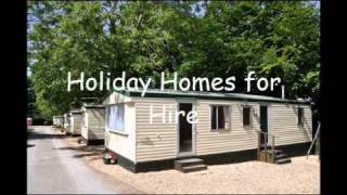 Quantock Orchard Caravan Park, Somerset. (Promotional Video 2011).wmv