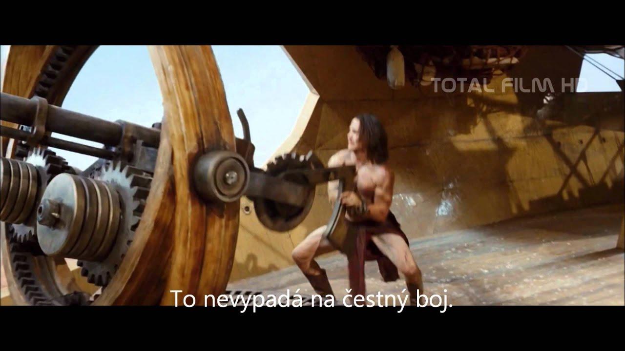JOHN CARTER: MEZI DVĚMA SVĚTY (2012) český HD trailer