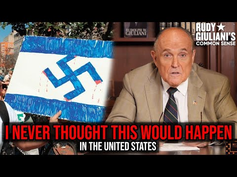 I Never Thought This Would Happen In The United States | Rudy Giuliani | Ep. 141