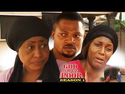 God Of The Poor Season 1  - Queen Nwokoye Latest Nigerian Nollywood Movie