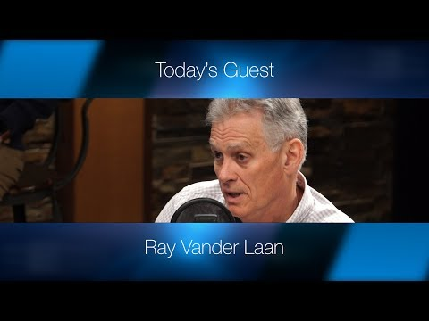 Preparing Teens To Bring Peace To Their Chaotic World - Ray Vander Laan