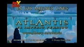 Download Video Atlantis. El Imperio Perdido (Spot 2001) MP3 3GP MP4
