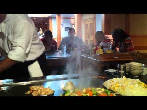 Us At Nakato Japanese Restaurants In University, Charlotte N.C.