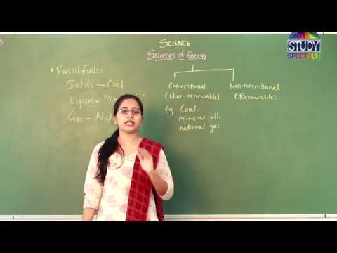 MSB 8 Science Ch 10  Sources of Energy Ep 01