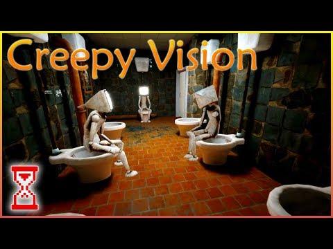 Победил свои страхи и сбежал из психушки | Creepy Vision