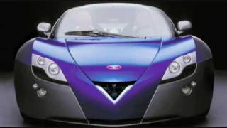 Venturi Fetish Electric Sports Car Videos