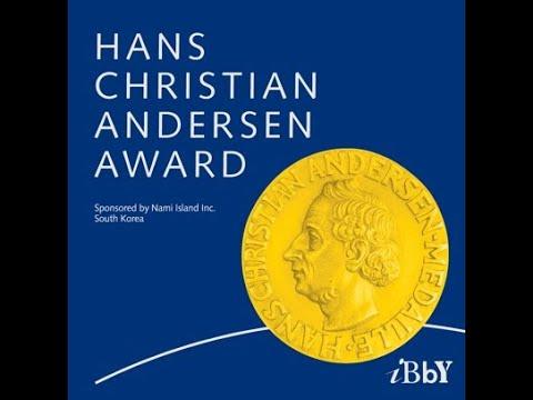 Vidéo de présentation de prix Hans Christian Andersen