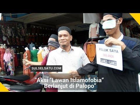 """Aksi """"Lawan Islamofobia"""" Berlanjut di Palopo"""