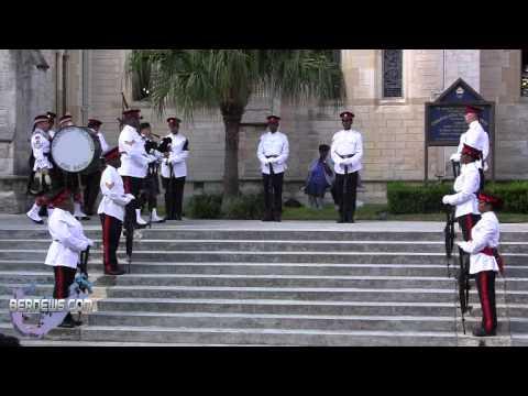 Military Funeral For Major Christian Wheddon, Sept 25 2012