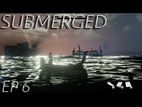 Submerged Gameplay Walkthrough - EP 6 - Finishing Atlas Island & Library