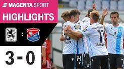 1860 München - SpVgg Unterhaching   36. Spieltag, 2019/2020   MAGENTA SPORT