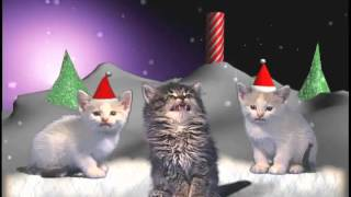 Watch Cats Silent Night video
