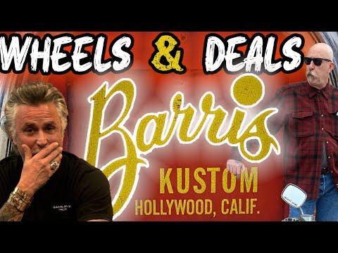 George Barris built THIS?! - Wheels & Deals