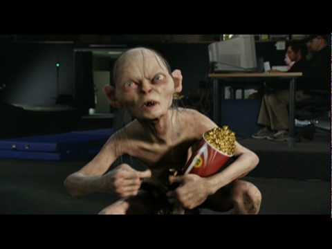 Thumbnail: Gollum recieves an award