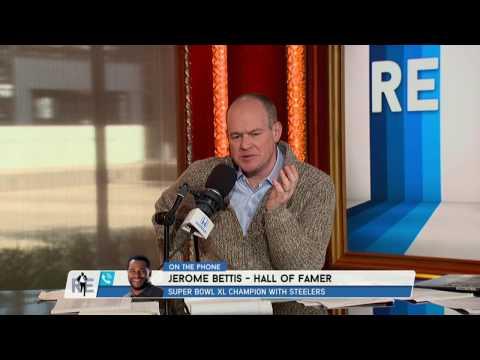 Pro Football HOFer Jerome Bettis on Ben Roethlisberger