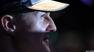 Repeat youtube video Michael Schumacher 'slowly being brought back out of coma' - BBC News