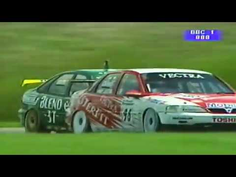 1998 Autotrader RAC BTCC THRUXTON Round 1 From BBC 1 TV.
