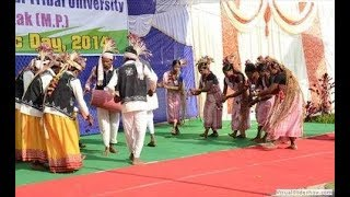 Trible Dance Performance By IGNTU Student || Independence Day 2018 || 15 August