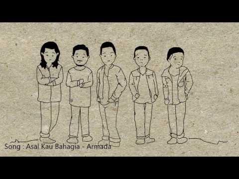 ARMADA Feat F4   Asal Kau Bahagia, liu xing yu 流星雨