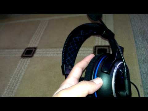 Turtle Beach PX4 Pairing And Dolby Digital