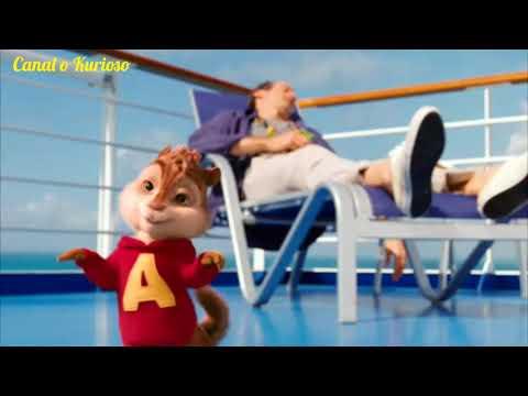 Matheus  Kauan - Ao Vivo E A Cores ft Anitta Alvin e os esquilos